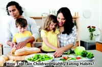 Train Children Healthy Eating