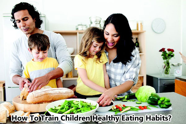 Train Children Healthy Eating