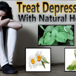 How To Treat Depression With Natural Herbs