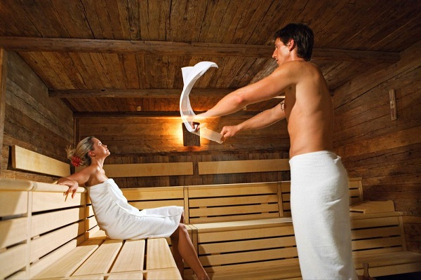 Types Of Sauna