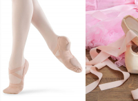 Purchasing Ballet Shoes