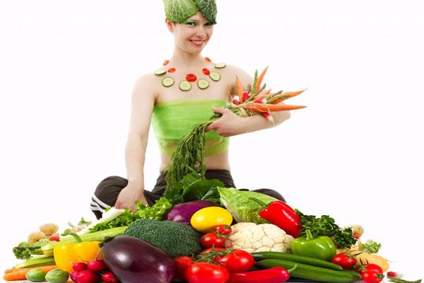 Vegans or vegetarians