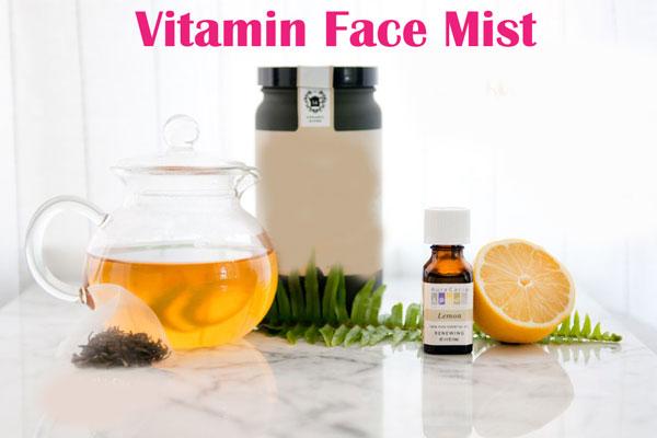 Vitamin Face Mist