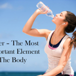 Water – The Most Important Element For The Body