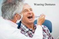 Wearing Dentures