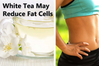 White Tea May Reduce Fat