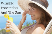 Wrinkle Prevention And The Sun