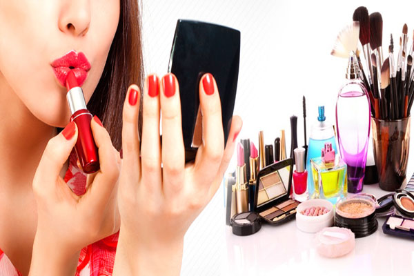 Artificial Beauty Products