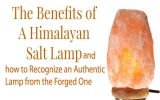 Benefits of Himalayan Pink Salt Lamp