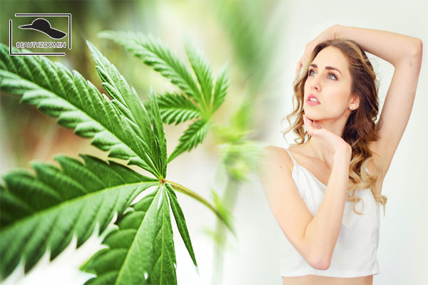 cannabis benefits your skin