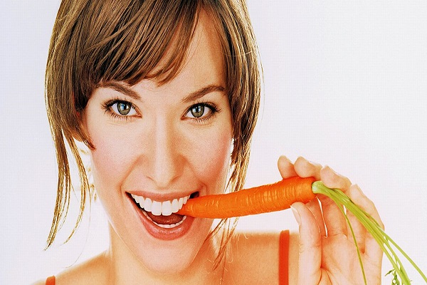 carrots for skin
