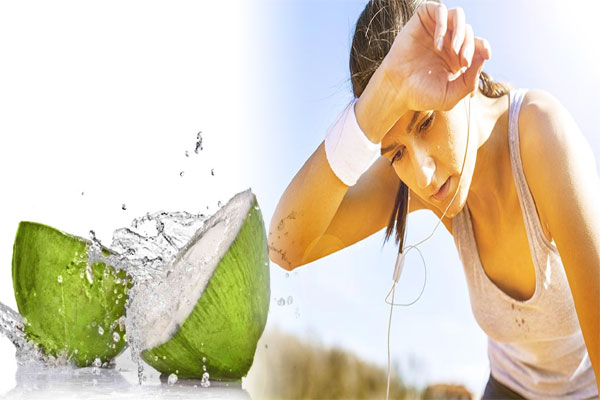 coconut water good for athletes