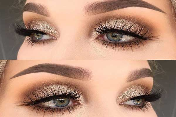 How To Apply Formal Eye Makeup Correctly