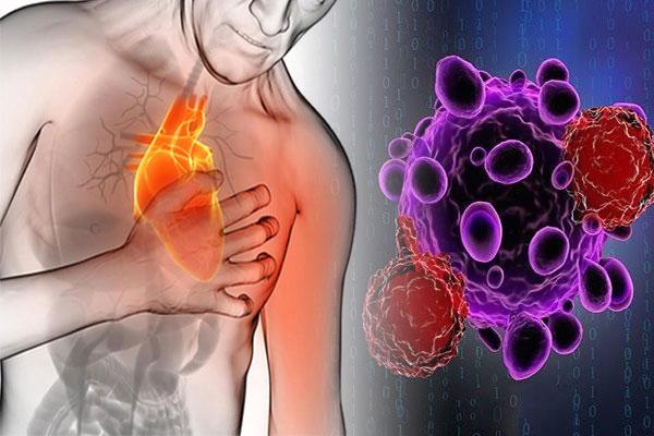 heart disease, cancer