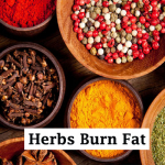 7 Herbs That Will Burn Fat Without Need Exercise