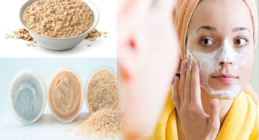 homemade facial scrubs
