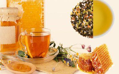 Honey And Herb Tea