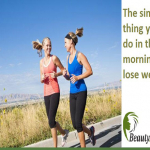 The Simple Thing You Can Do In The Morning To Lose Weight