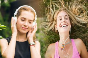 music converts your mood