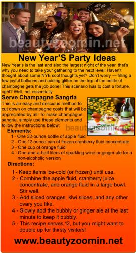 13 Fun New Year'S Party Ideas1