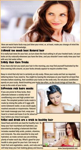 Natural Hair Care Tricks Every Girl Needs To Know