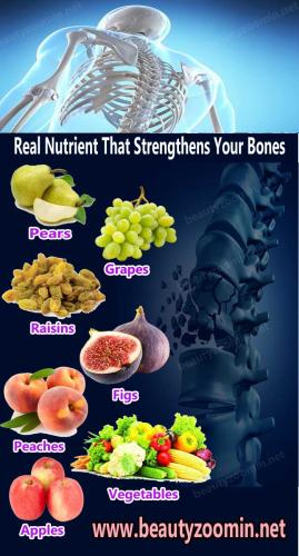 Real Nutrient That Strengthens Your Bones