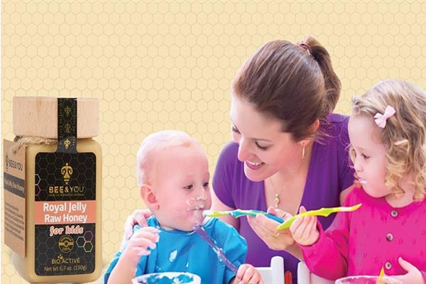 royal jelly for kids