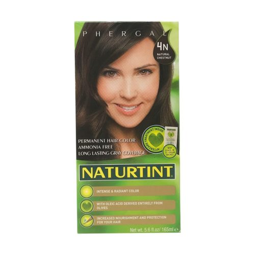 4N Natural Chestnut Permanent Hair Color, 5.6 fl oz