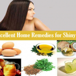 7 Excellent Home Remedies For Shiny Hair