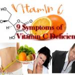9 Symptoms Of Vitamin C Deficiency