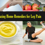 Amazing Home Remedies For Leg Pain