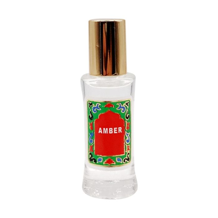 Amber Perfume Oil, 0.333 oz