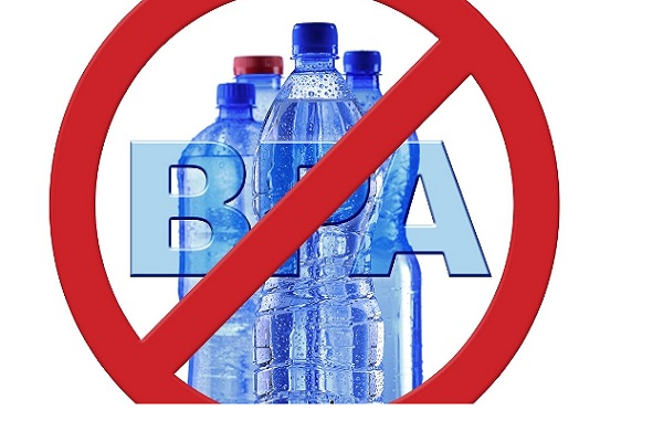 Avoid containers with BPA