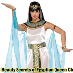 Natural Beauty Secrets of Egyptian Queen Cleopatra
