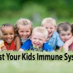 Ways to Boost Your Kids Immune System Before the Weather Changes