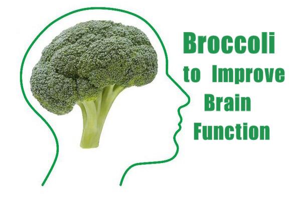 Broccoli for brain