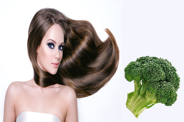 Broccoli for hair