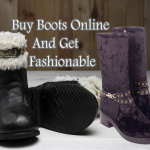 Buy Boots Online And Get Fashionable