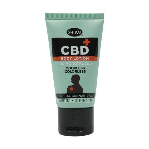 CBD+ Body Lotion, 0.8 fl oz