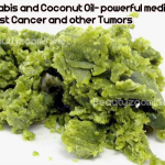 Cannabis and Coconut Oil- powerful medicine against Cancer and other Tumors