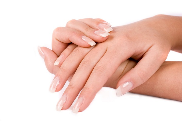 Care for your hands daily