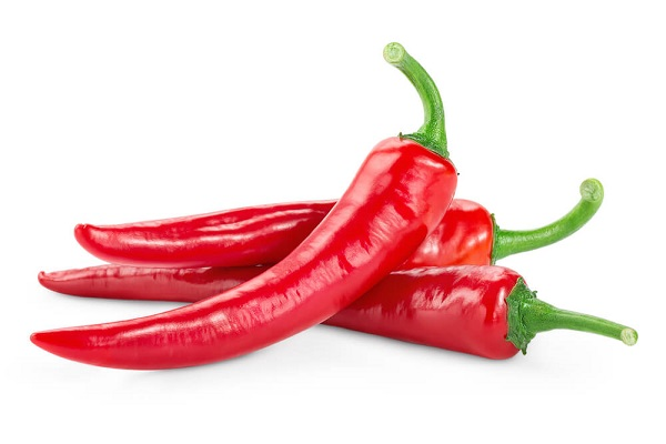 Chilies contain more vitamins than fruits
