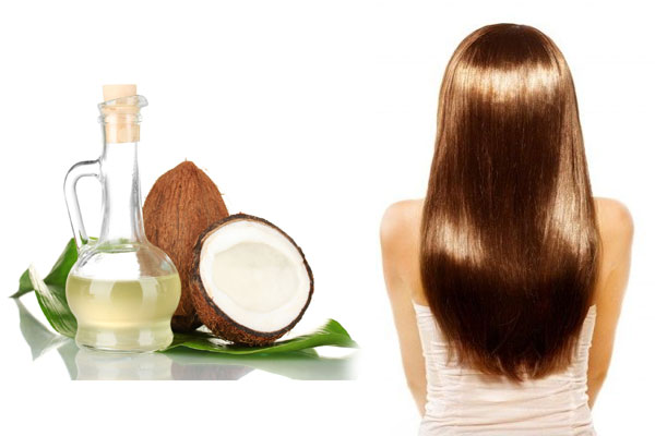 Hair Conditioner with coconut oil