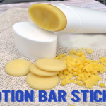 How To Make Coconut Oil Lotion Bar Sticks For Beauty Treatment