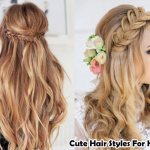 Cute Hairstyles For Hot Days
