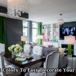 Fight The Fade: Bright Colors To Easy Decorate Your House This Summer