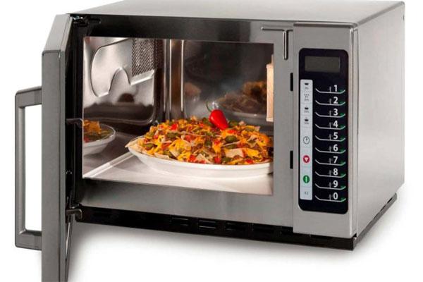 Disadvantage of Microwave