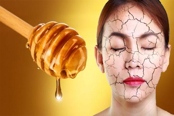 Manuka honey Dry skin