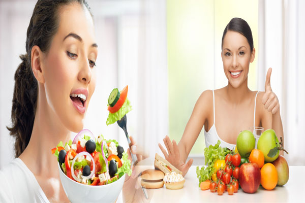 Healthy diet for candida