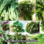 More Evidence to Consume More Natural Live Foods
